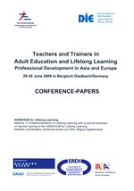 Teachers and Trainers in adult Education and Lifelong Learning