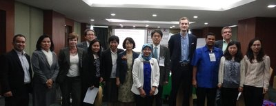 RN1 Meeting, Bangkok, Thailand, December 2013