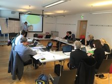 RN 2 Meeting, Innsbruck, Austria, December 2014
