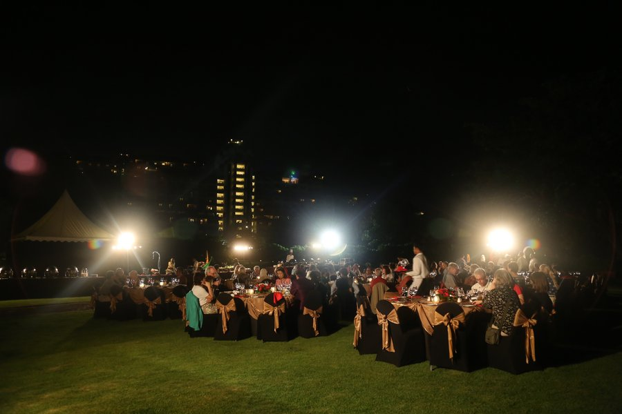 Welcome Dinner Reception