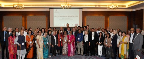 Photos from the ASEM LLL Hub meeting