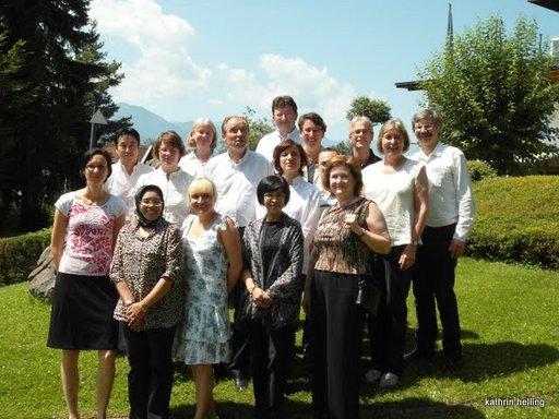 RN2 Meeting, Innsbruck, Austria, July 2011