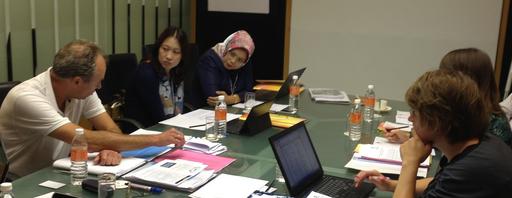 RN2 Meeting, Kuala Lumpur, Malaysia, August 2013