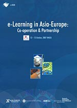 e-Learning in Asia-Europe: Co-operation & Partnership