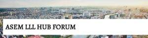 ASEM-LLL-Hub Forum May 13th-15th 2020
